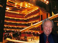 Gerriets-Werk in der Metropolitan Opera New York: